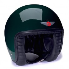 Jet Helmet Green