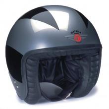 Davida Jet Helmet Special Black/Silver XL 60-62