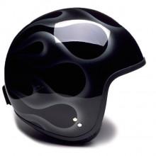 Jet Helmet Flame