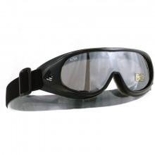 Biker Goggles - Silver Mirror