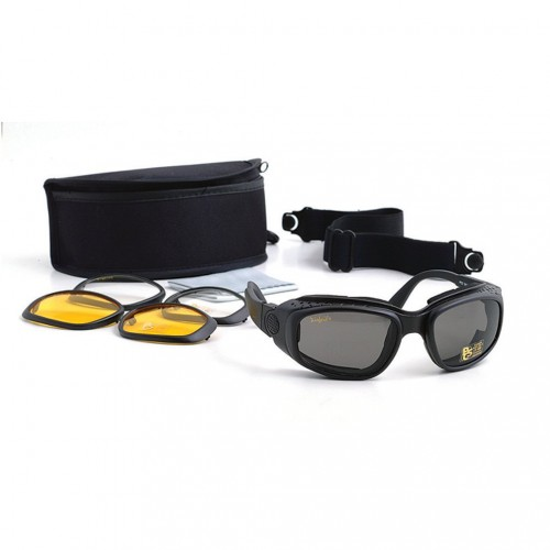 Speedsters Interchangeable Goggle/Sunglasses kit image #1