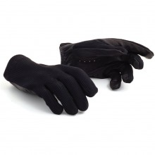 Woodcote Gloves - Black