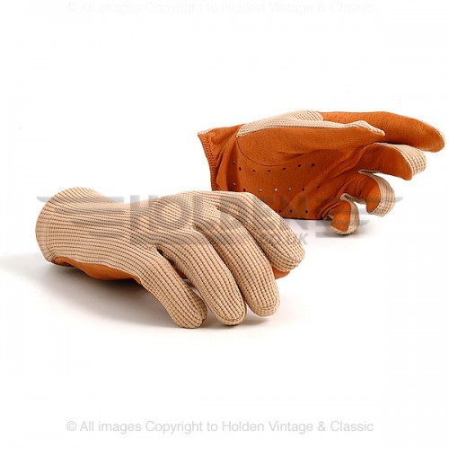Woodcote Gloves - Brown image #1
