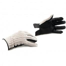 Monte Driving Gloves - Black