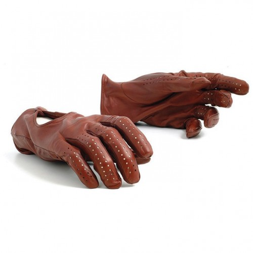 Stirling Driving Gloves - Brown image #1