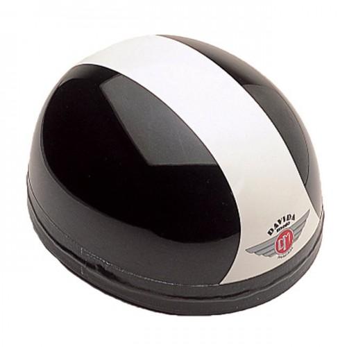Classic Helmet Black/White image #2