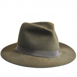 Fedora Hat - Green