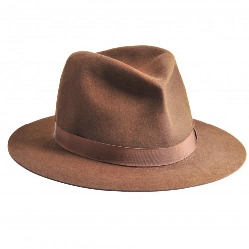 Fedora Hat - Brown image #1