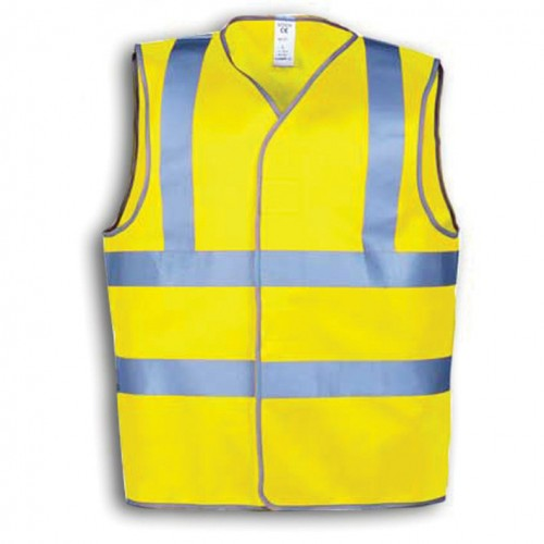 High Visibility Waistcoat XL image #1