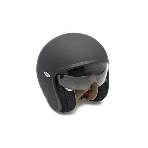 Premier Vintage Helmet Matt Black image #2