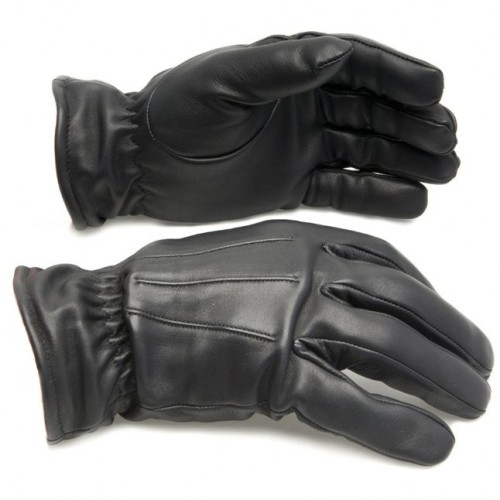 Winter Driving Gloves - Black image #1