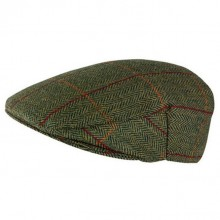 Super Tweed Cap by Jack Murphy