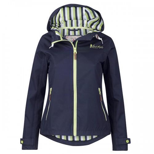 Cora Ladies Jacket by Jack Murphy - Heritage Navy image #1