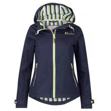 Cora Ladies Jacket by Jack Murphy - Heritage Navy
