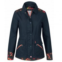 Alex Waxed Jacket by Jack Murphy - Heritage Navy