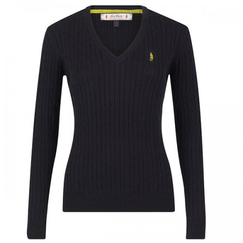 Katie Sweater by Jack Murphy - Heritage Navy image #1