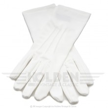 Dents Ladies Ivory Gloves