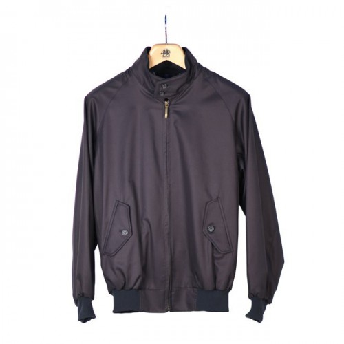 Grenfell Harrington Jacket - Navy image #1