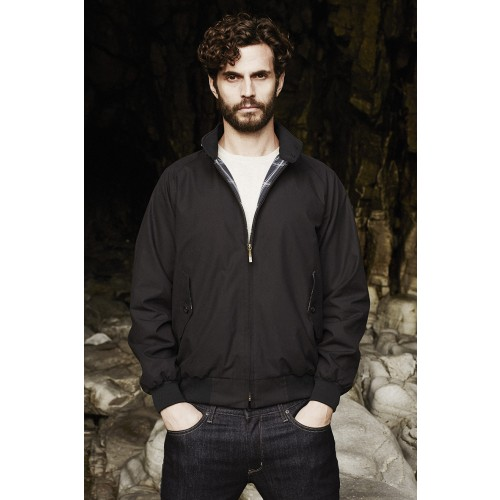 Grenfell Harrington Jacket - Navy image #4