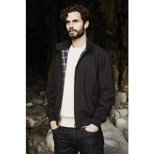 Grenfell Harrington Jacket - Navy image #2