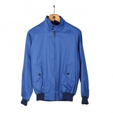 Grenfell Harrington Jacket - Bluebird Blue