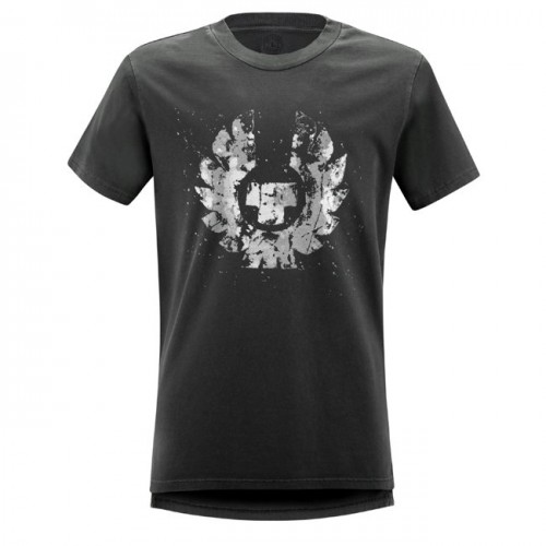 The Myth Men's T-Shirt by Belstaff - Black image #1