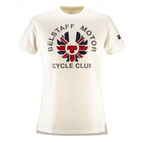 Club Men's T-Shirt by Belstaff - White image #1