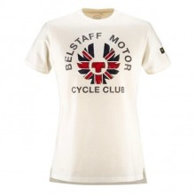Club Men's T-Shirt by Belstaff - White