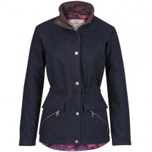 Omogen Ladies Waxed Jacket by Jack Murphy