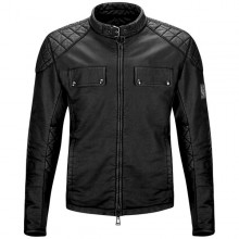 Belstaff X Man Racing Blouson - Black - Men