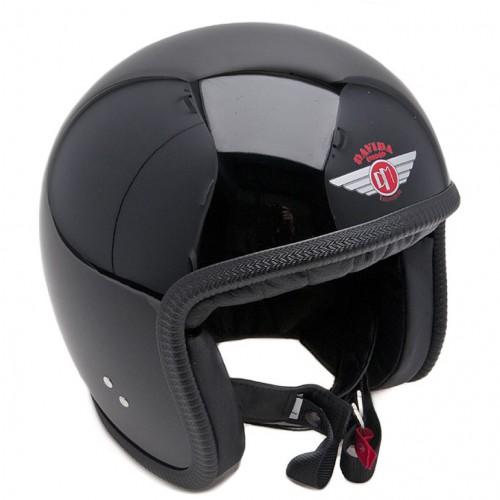 Davida Speedster Helmet Gloss Black XXL 61 image #1