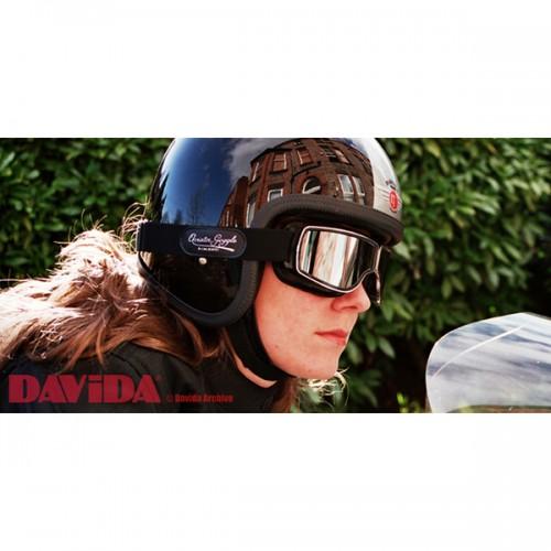 Davida Speedster Helmet Gloss Black XXL 61 image #2