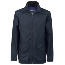 Christian Wax Jacket by Jack Murphy - Heritage Navy