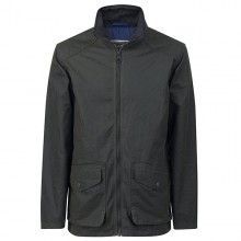 Christian Wax Jacket by Jack Murphy - Olive