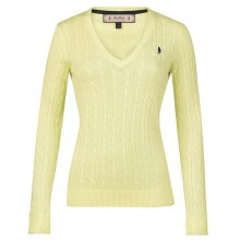 Katie Sweater by Jack Murphy - Key Lime Pie