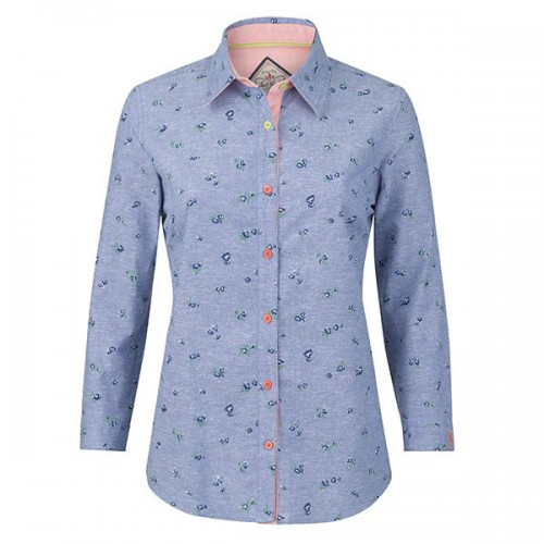 Lorraine Shirt by Jack Murphy - Adorable Flower image #1