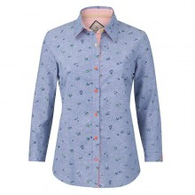 Lorraine Shirt by Jack Murphy - Adorable Flower