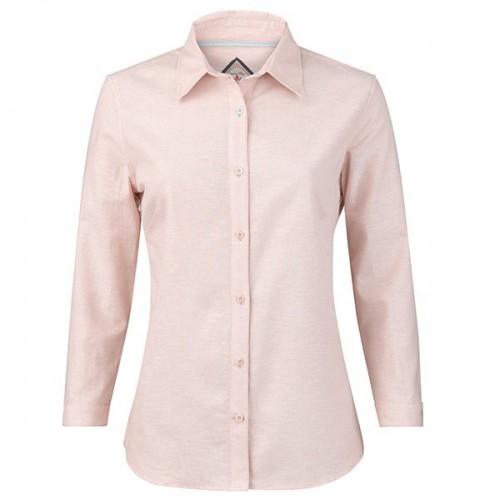 Lillian Shirt by Jack Murphy - Rose image #1