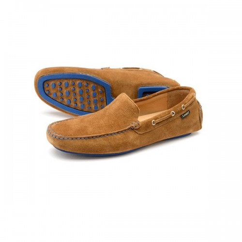 Loake Shoes - Donnington Tan Suede image #1