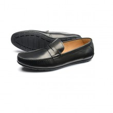 Loake Shoes - Goodwood Black Calf