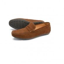 Loake Shoes - Goodwood Brown Suede