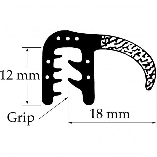 Side Tube Seal image #1