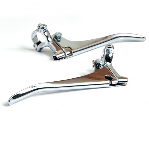 7/8 in Handlebars Clutch/Brake Levers (145mm long) image #1