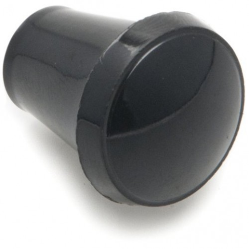 Black Plastic Knob image #1