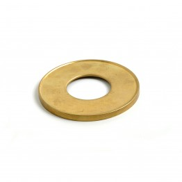 Brass Disc for 4 1/2 in Andre Hartford Shock Absorbers
