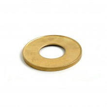 Brass Disc for 3 1/2 in Andre Hartford Shock Absorbers
