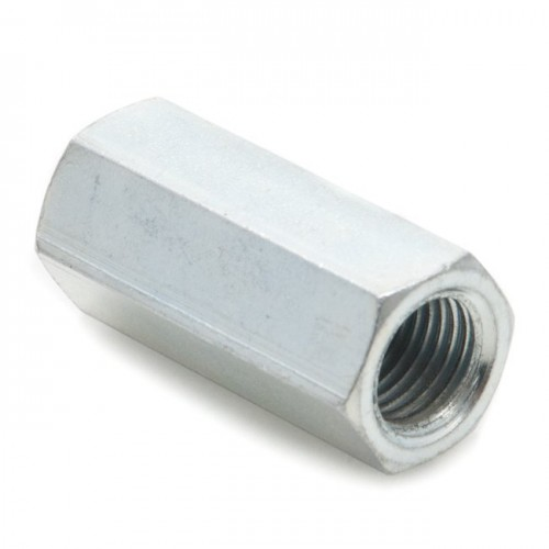 Steel 3/8 in UNF In-Line Connector (Female) for 3/16 in Pipe image #1