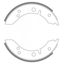 Sprite/Midget and Morris Minor 803 cc Brake Shoes