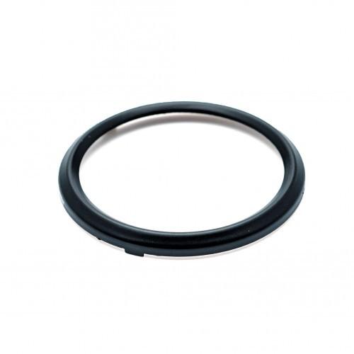 Rim Full Vee for 100mm Gauges - Black image #1