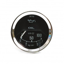 Smiths Classic Oil Pressure - Mechanical
